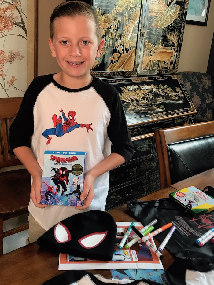 Marvel Collectibles and Marvel Merchandise for Spider-Man Into the Spider-Verse