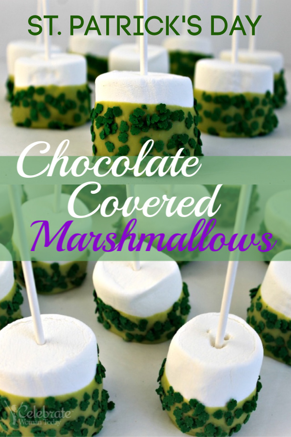 how to make chocolate covered marshmallows on a stick