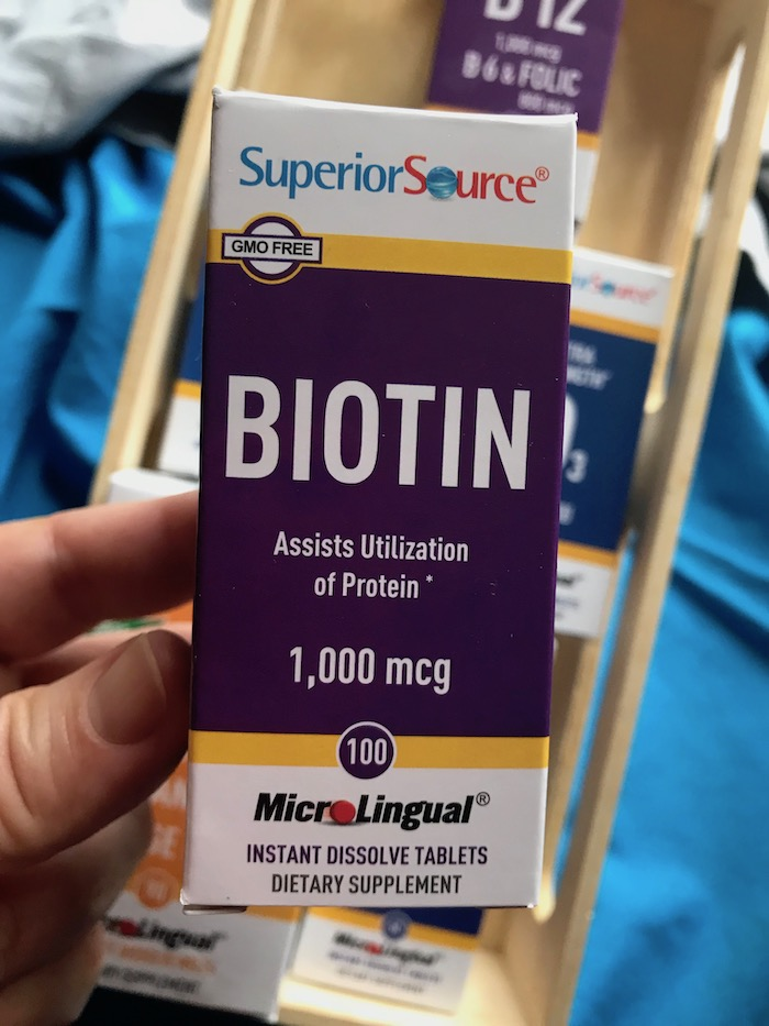 Biotin is one of the Best Daily Vitamins for Women Over 50 To Live Life In Menopause
