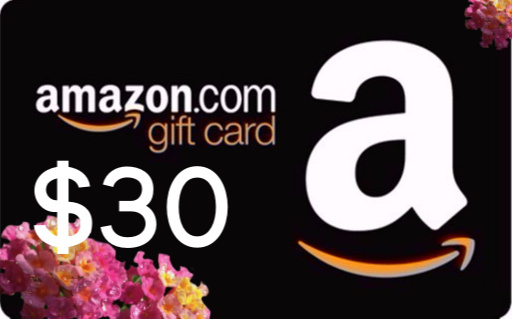 Amazon gift card for Mothers