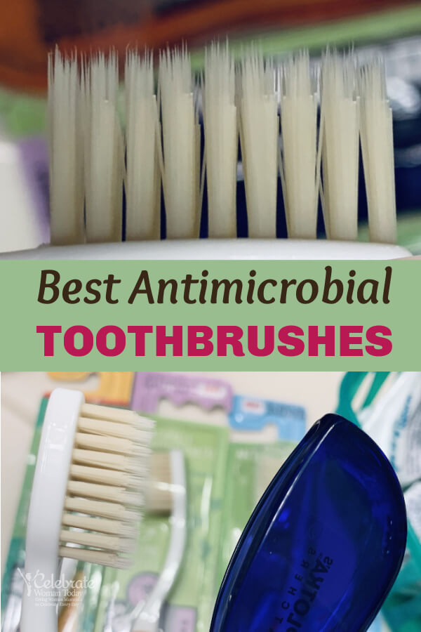Best antimicrobial toothbrushes