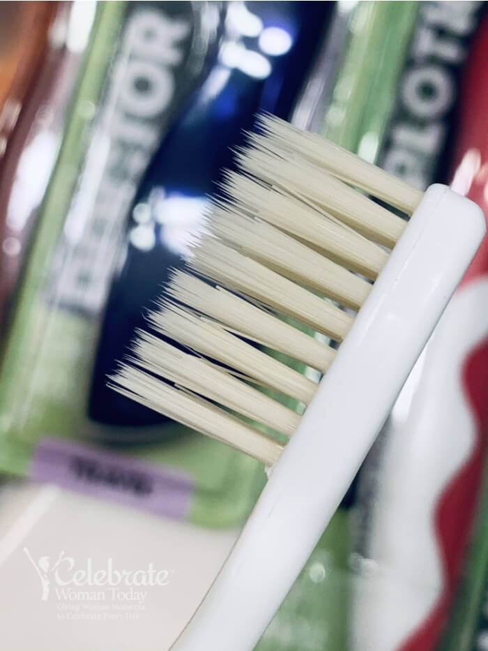 antimicrobial toothbrush by Doctor Plotka
