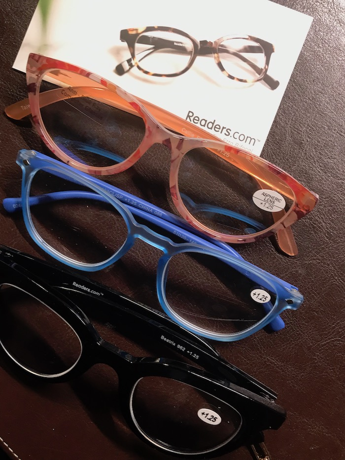 Reading glasses for men can be stylish and attractive