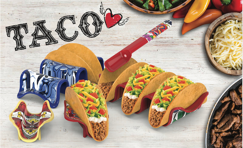 Prepara Multiple Taco Holder