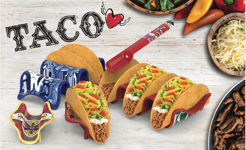 Prepara Multiple Taco Holder