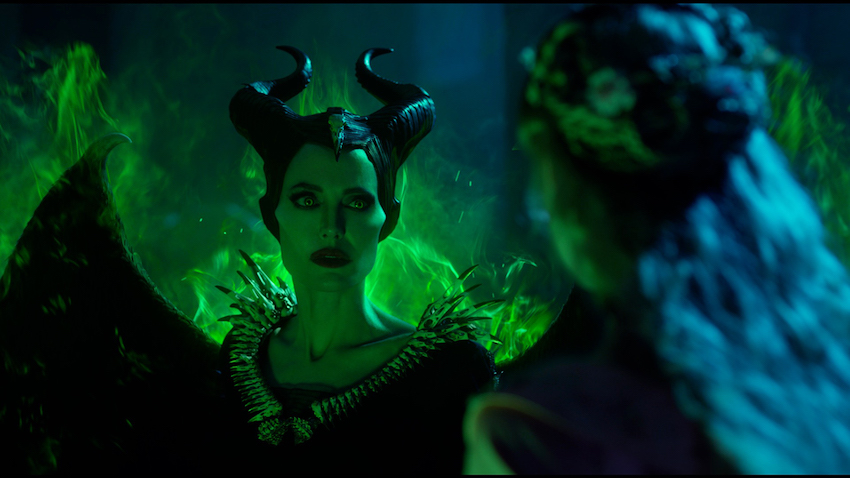 Angelina Jolie shines in MALEFICENT: MISTRESS OF EVIL