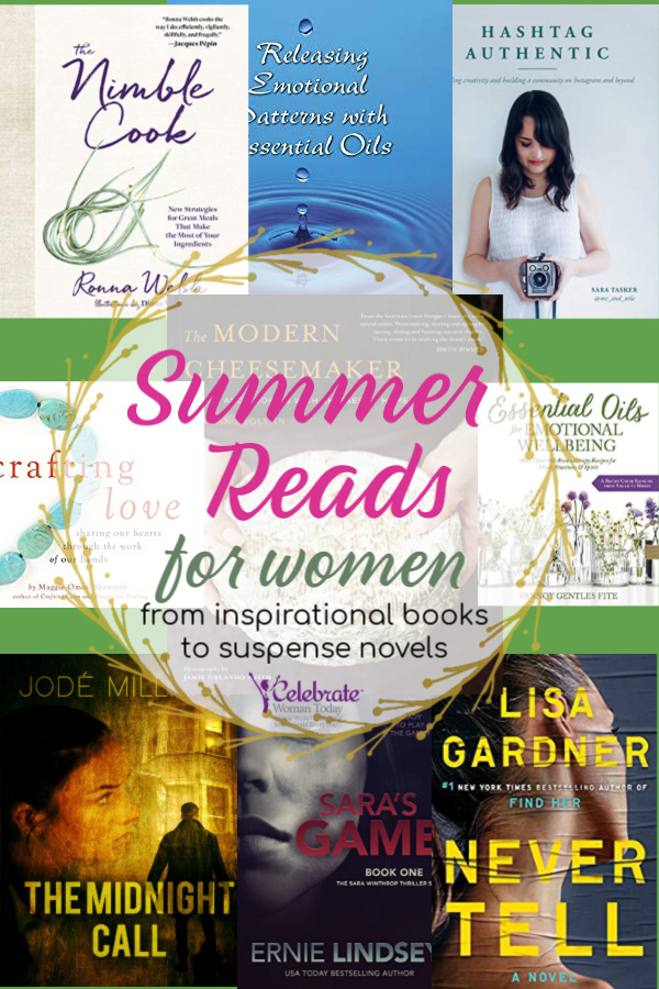 Books for women to read in summer
