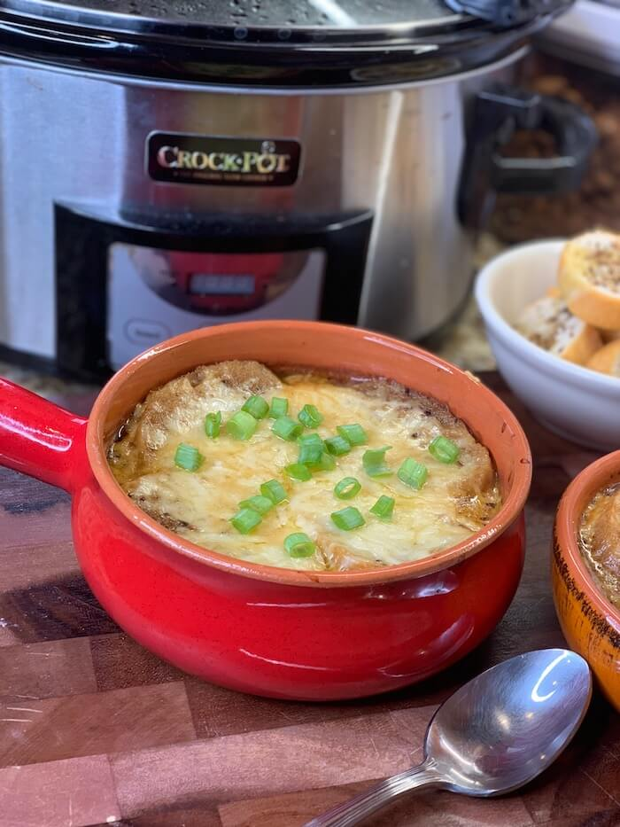 easy onion soup recipe