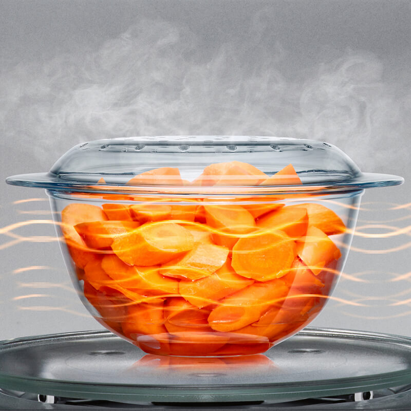 Breville Microwave meals