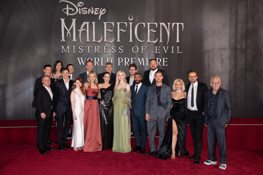 Disney Maleficent 2 Mistress of Evil World Premiere