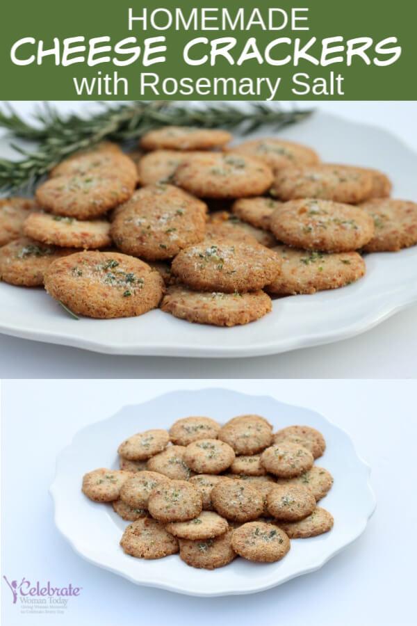 homemade cheese crackers simple recipe