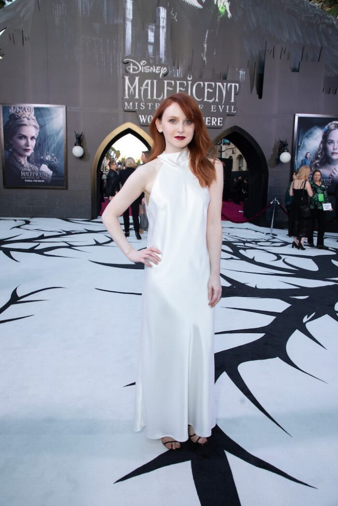 Jenn Murray Maleficent World Premiere