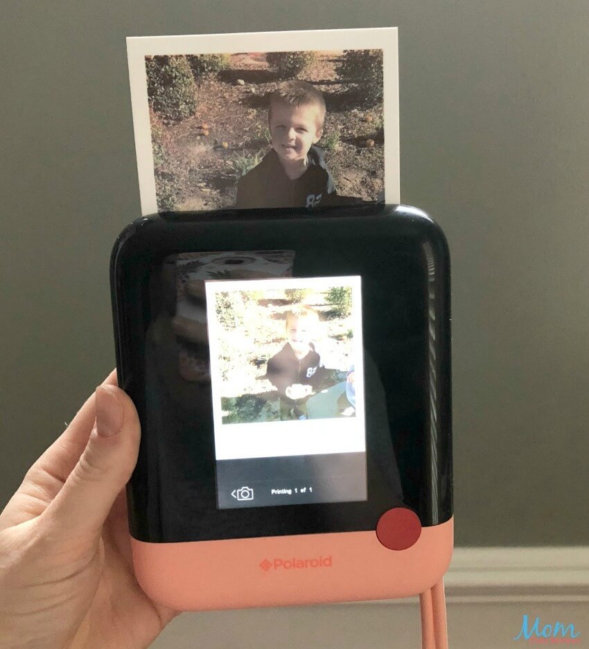 Polaroid POP camera