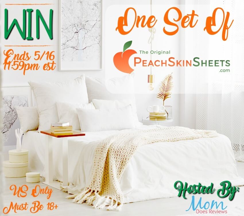 Bed sheets from PeachSkinSheets