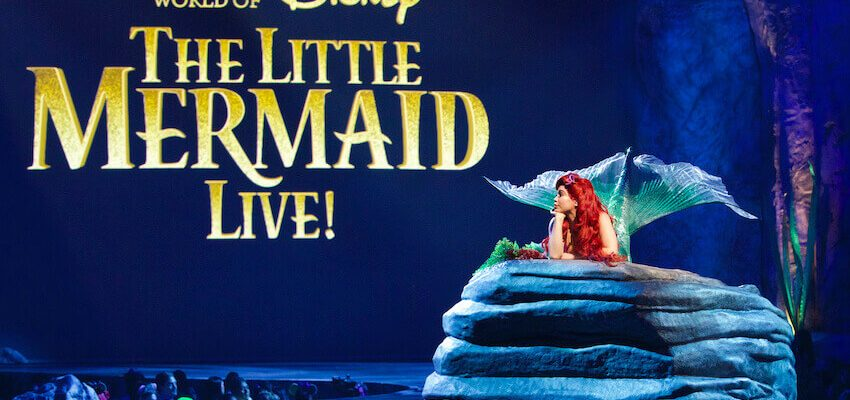 The Little Mermaid Live by The Wonderful World of Disney