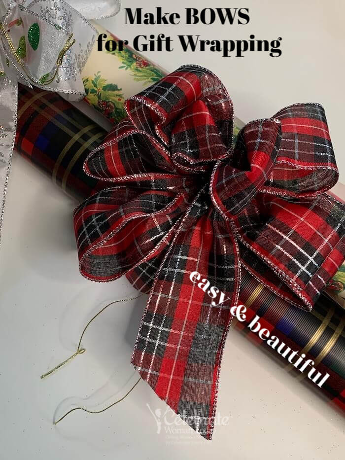 Gift wrapping with Bowdabra_bow