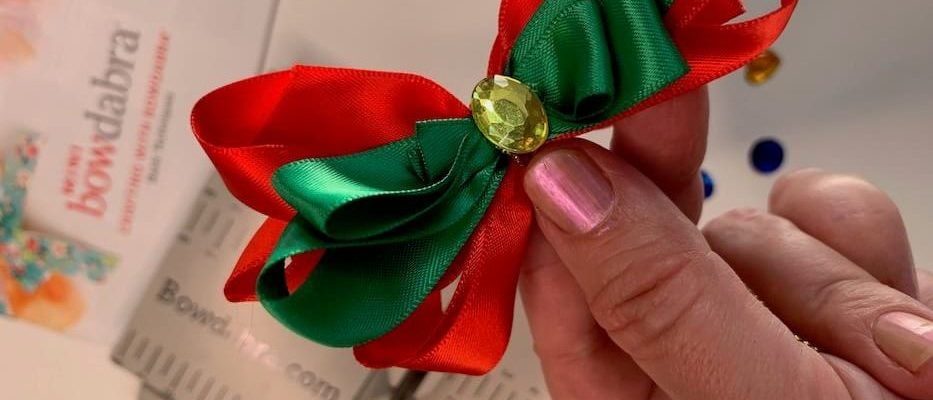 Gift Wrapping With Bowdabra Makes It A Beautiful Gift Idea Inside-Out