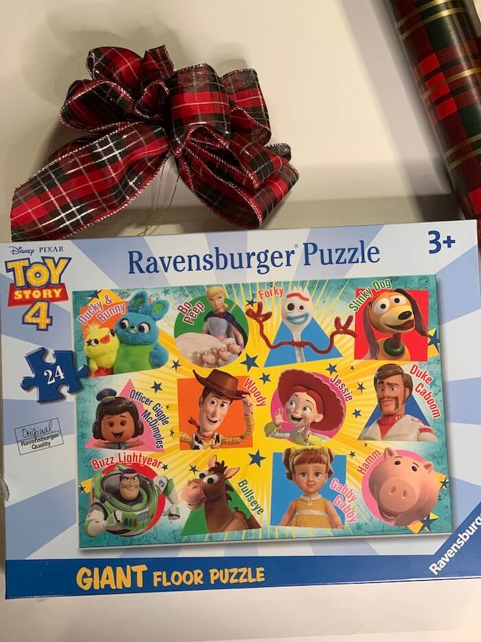 Toys Story 4 Giant Floor Puzzle