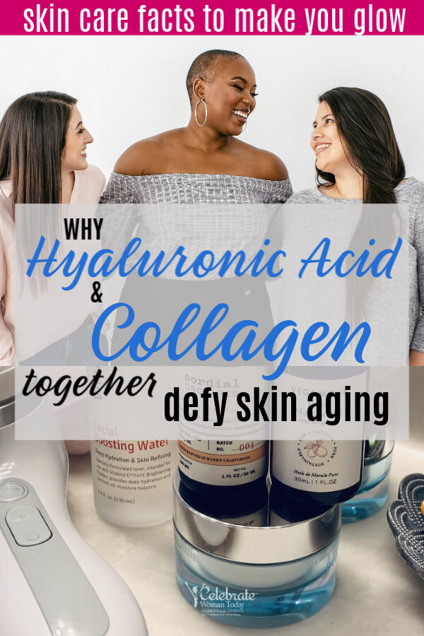 Hyaluronic Acid benefits collagen production