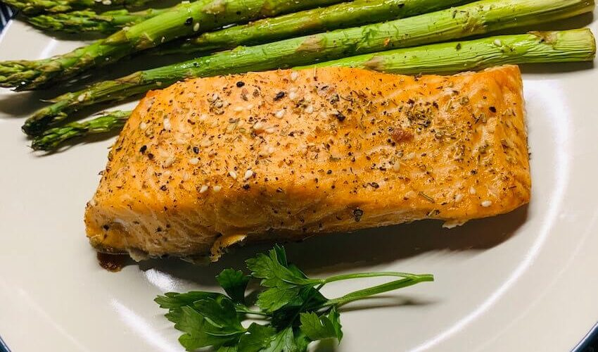 Cooking Fish in Air Fryer Is Fast And Nutritionally Healthier