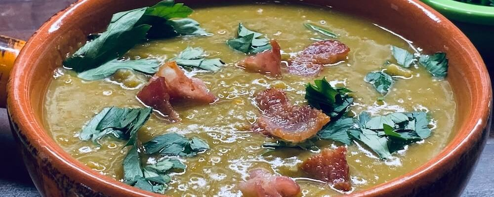 Nourishing Instant Pot Split Pea Soup Easily Cooked