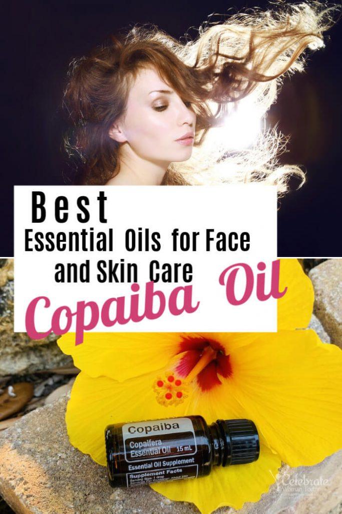 Copaiba Essential Oil for Skin Care