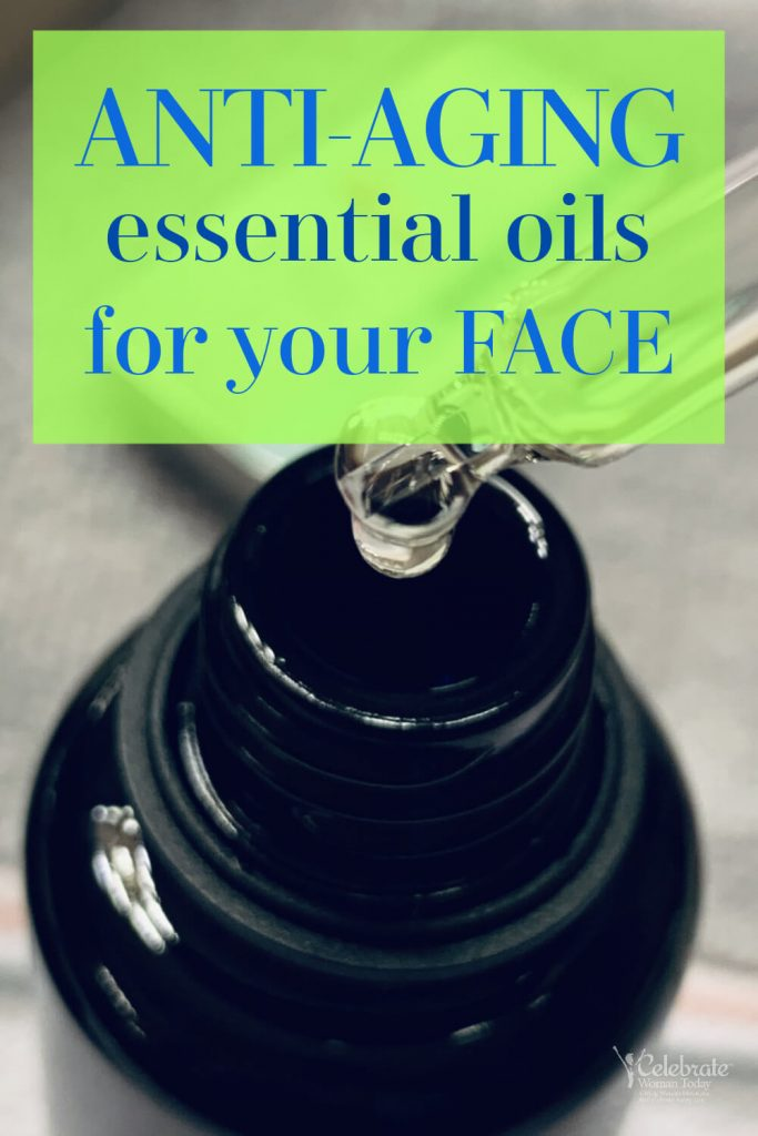 anti-aging essential oils for the face