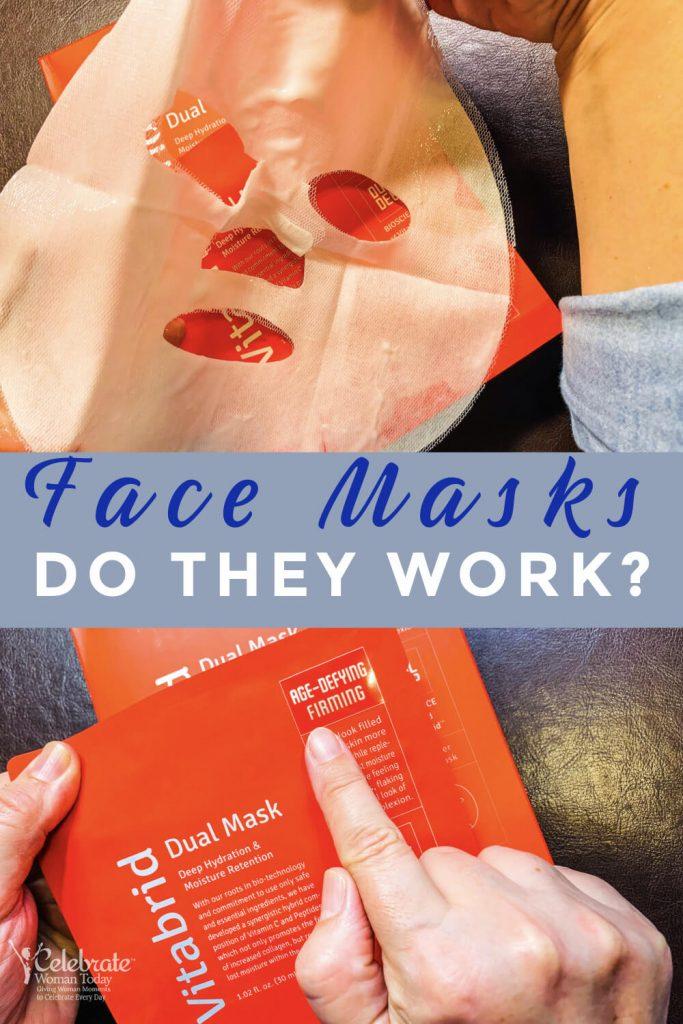 peptide face masks