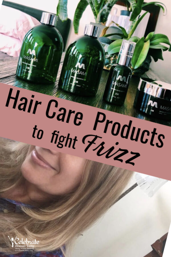 Hair care products to fight frizz