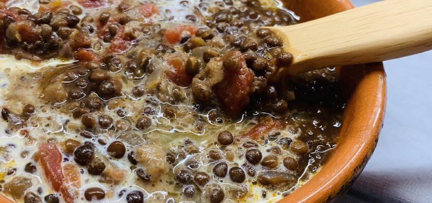 Black Lentils Vegan Dal Makhani Recipe Rich In Protein And Fiber