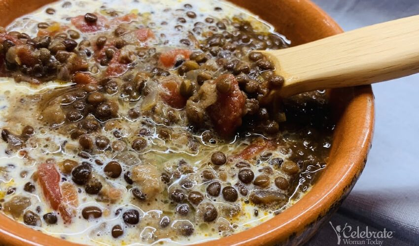 Black Lentils Vegan Dal Makhani Recipe Rich In Protein And Fiber