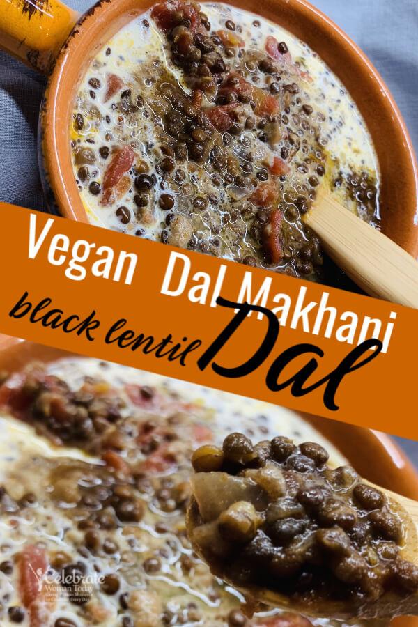 Black Lentils Dal Makhani