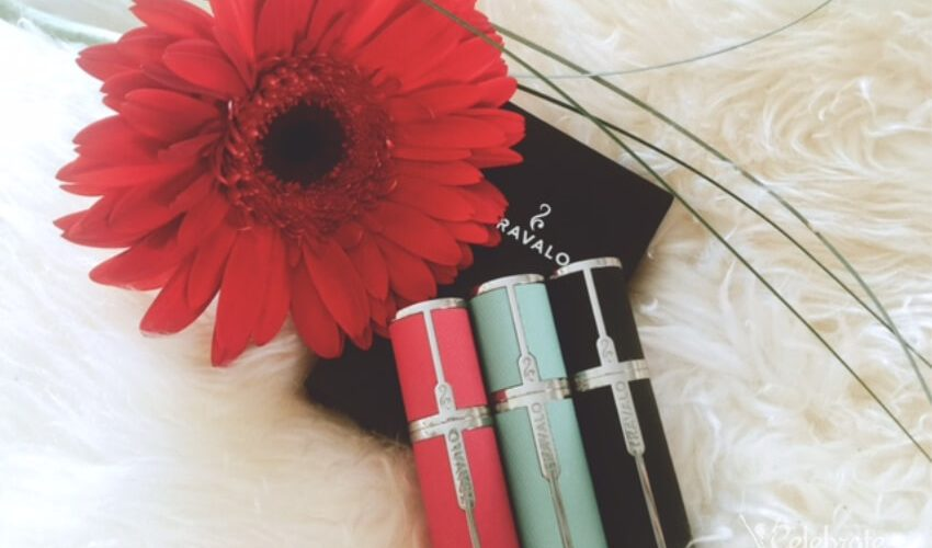 Refillable TRAVALO Perfume Atomizer for All of Your Fragrance Needs