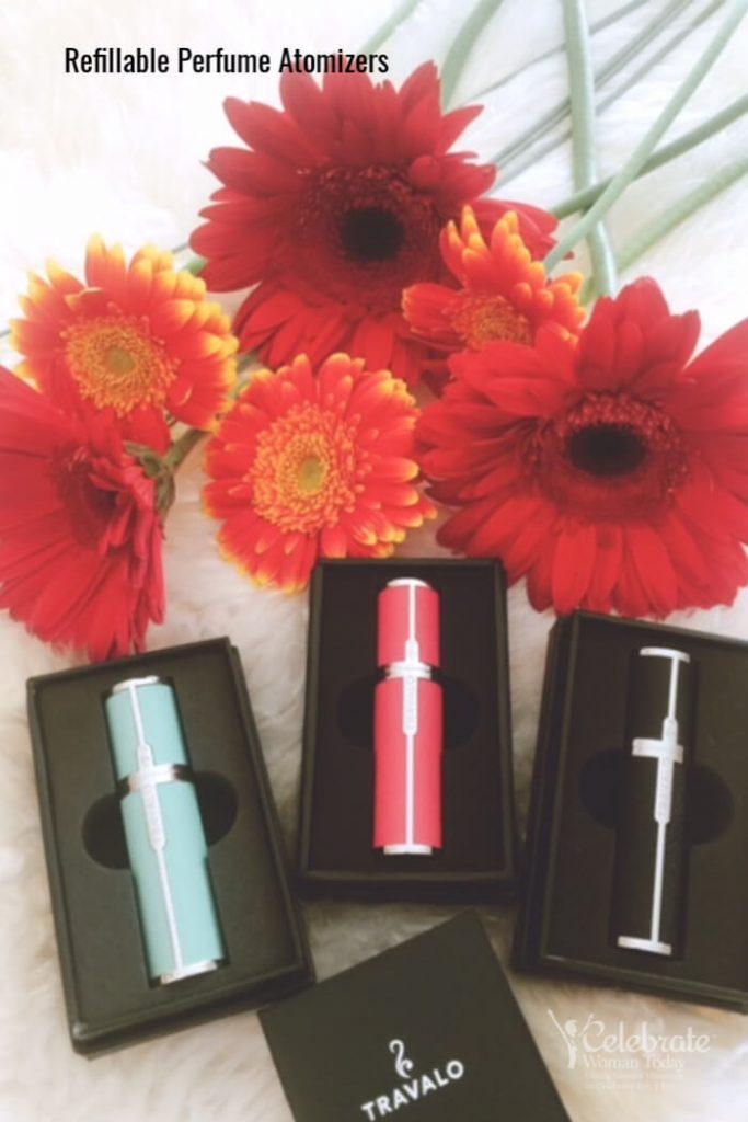Travalo perfume atomizer How To Refill