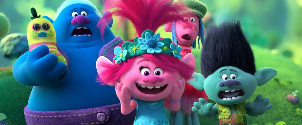 Poppy character Trolls World Tour