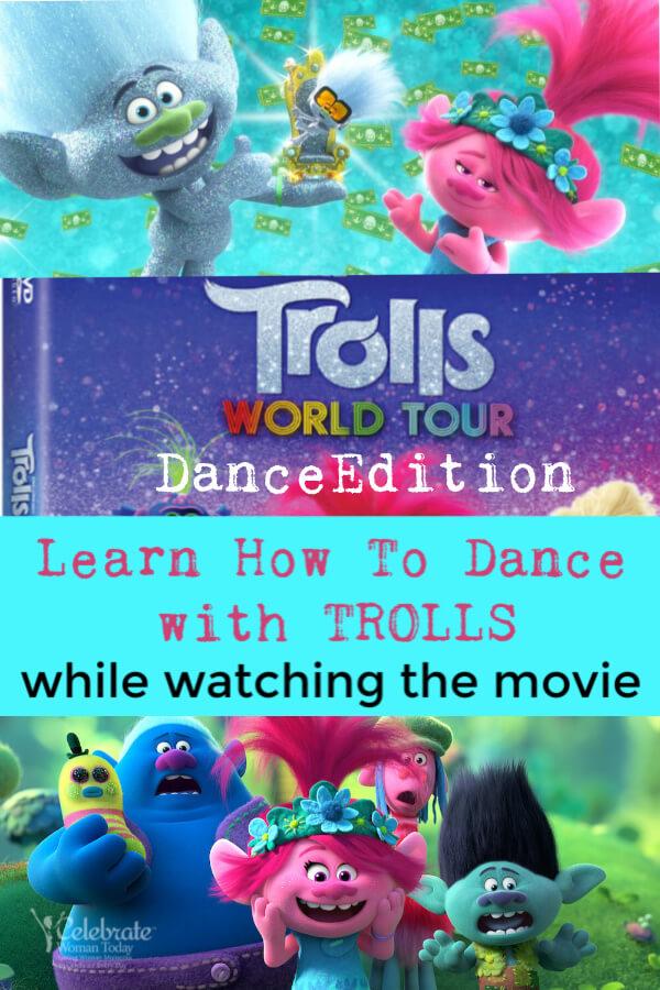 TROLLS WORLD TOUR Characters