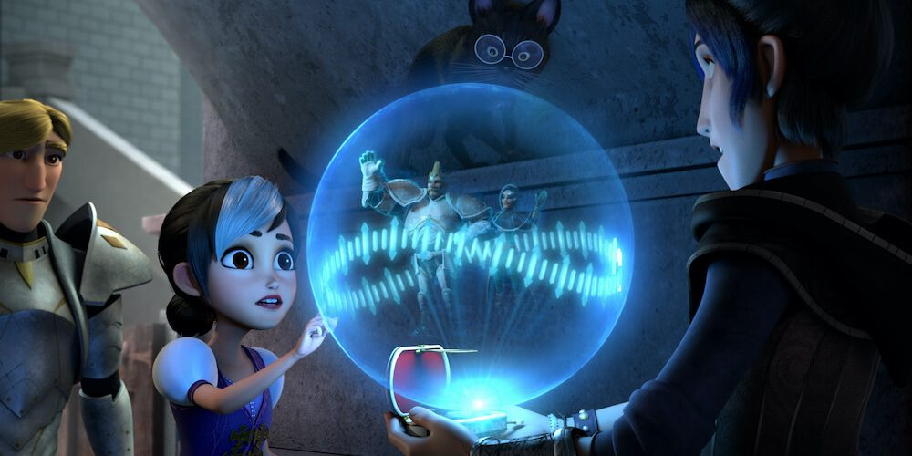 Family Movie Night Ideas for DreamWorks Tales of Arcadia: Wizards