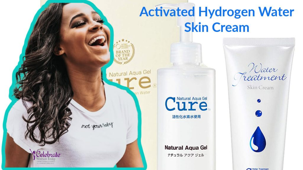 Activated Hydrogen Water Skin Cream