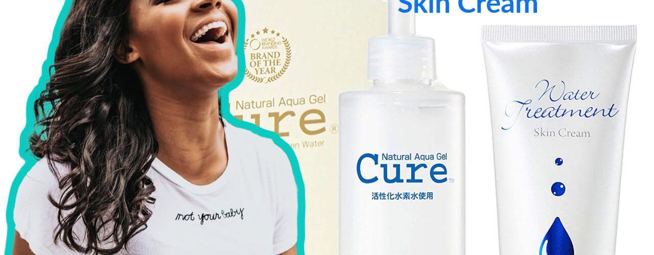 Activated Hydrogen Water Skin Cream Benefits for Your Skin Care Regimen