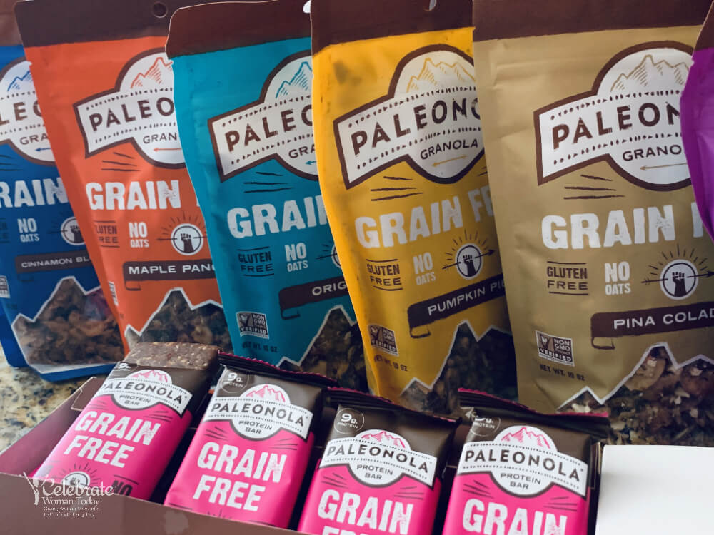 Gluten FREE cereals and snack bars