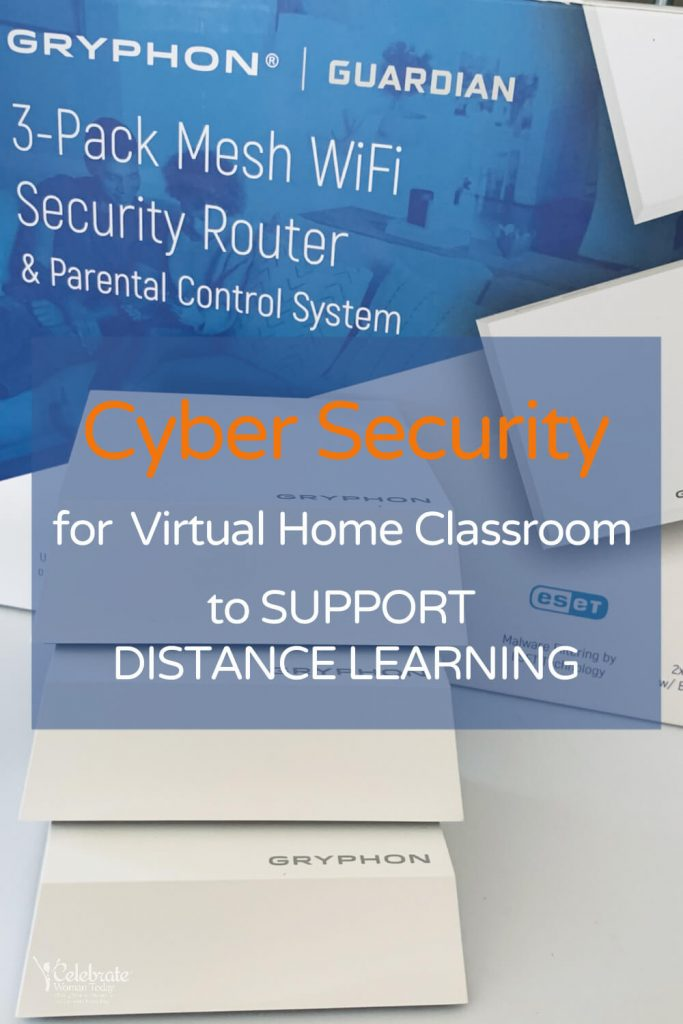 Gryphhon Cyber Security device for distance learning