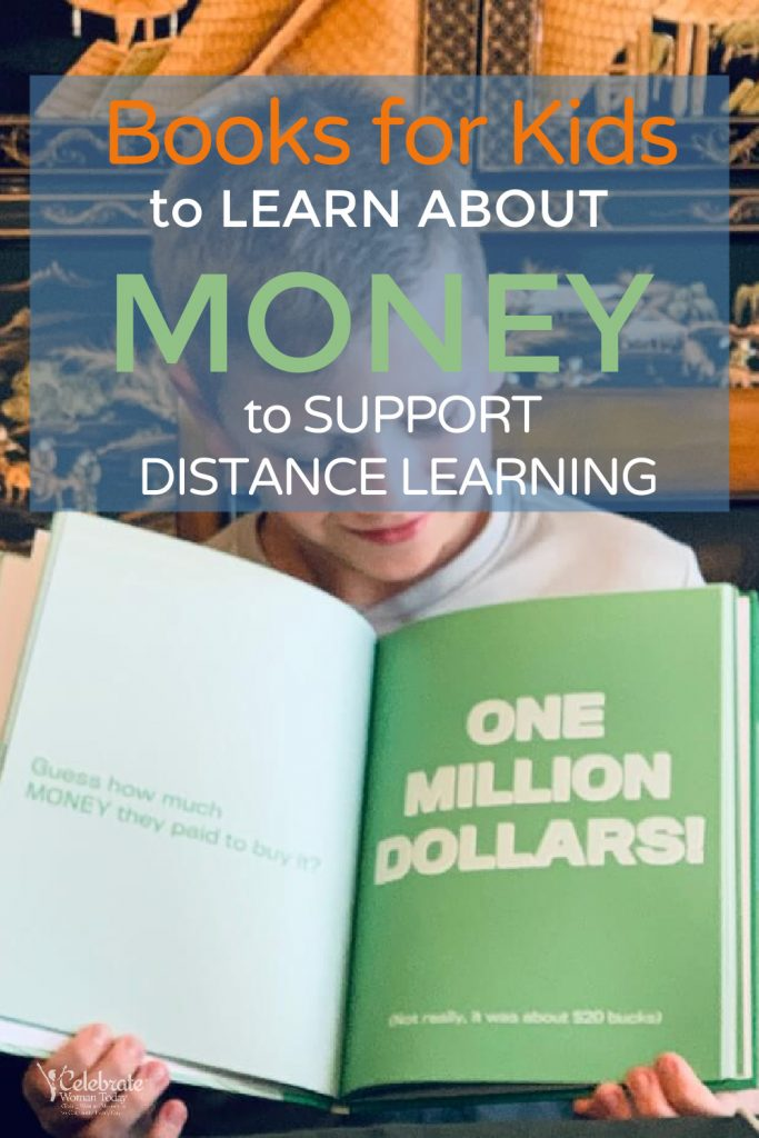 Kids book about Money for virtual classroom learning