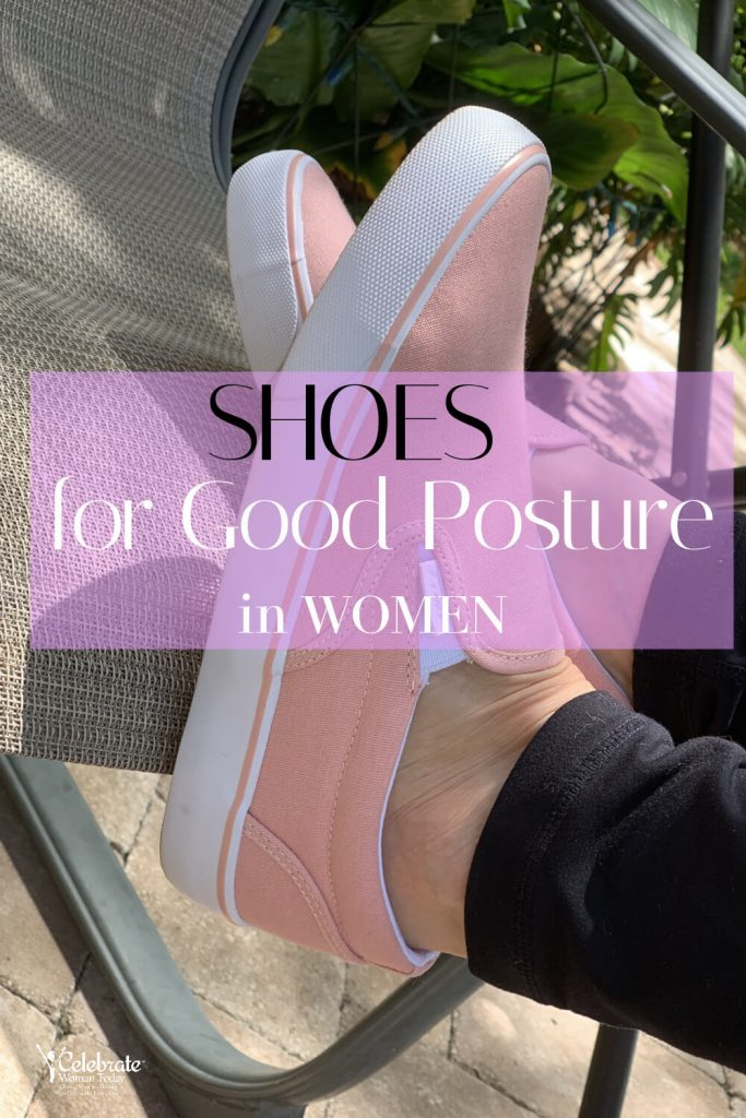 best sneakers for good posture