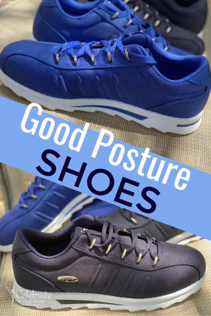 best sneakers for good posture in men