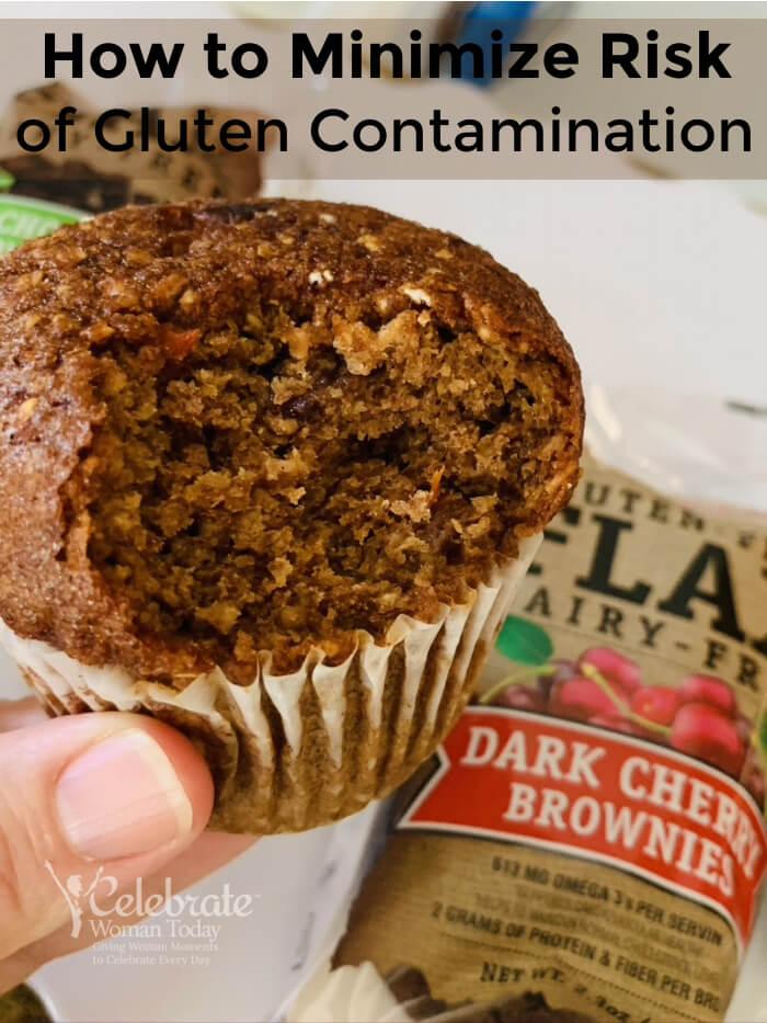 gluten free foods gluten contamination