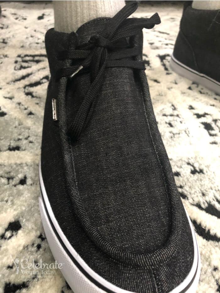 Lugz Denim Strider shoes for men