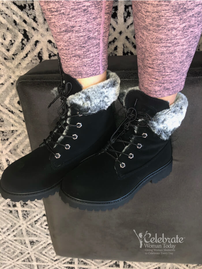Lugz Convoy boots for women