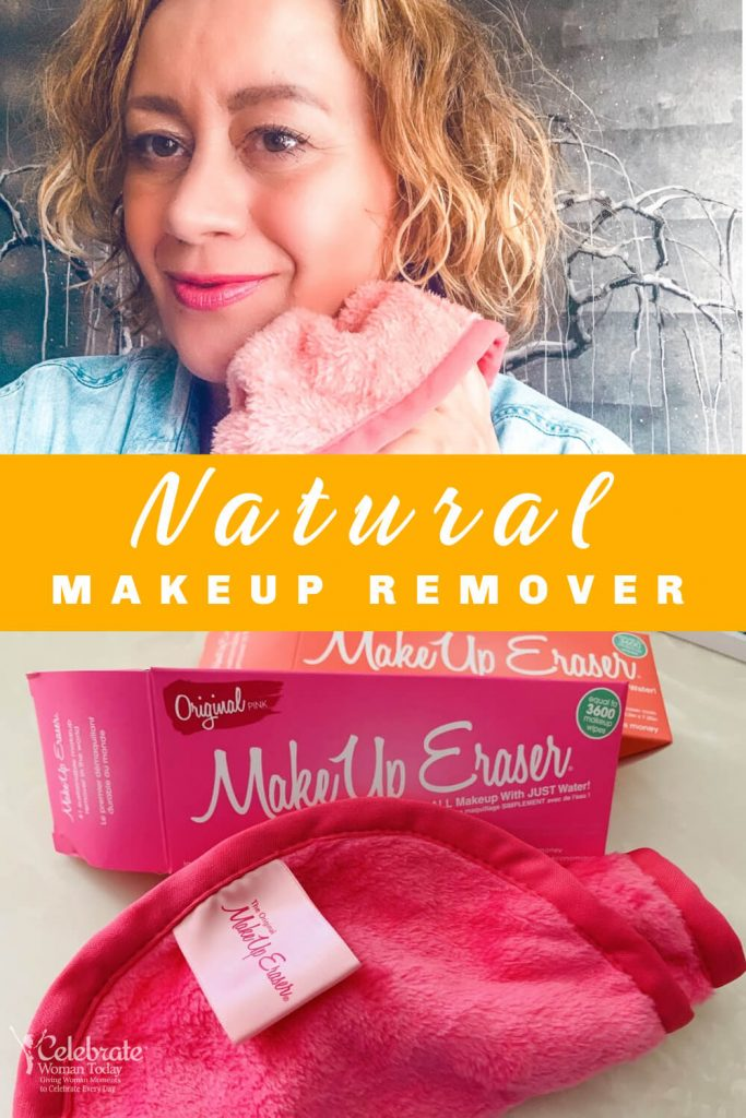 Natural Makeup Remover cloth