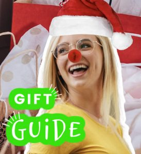 Holiday Shopping Gift Guide for Women