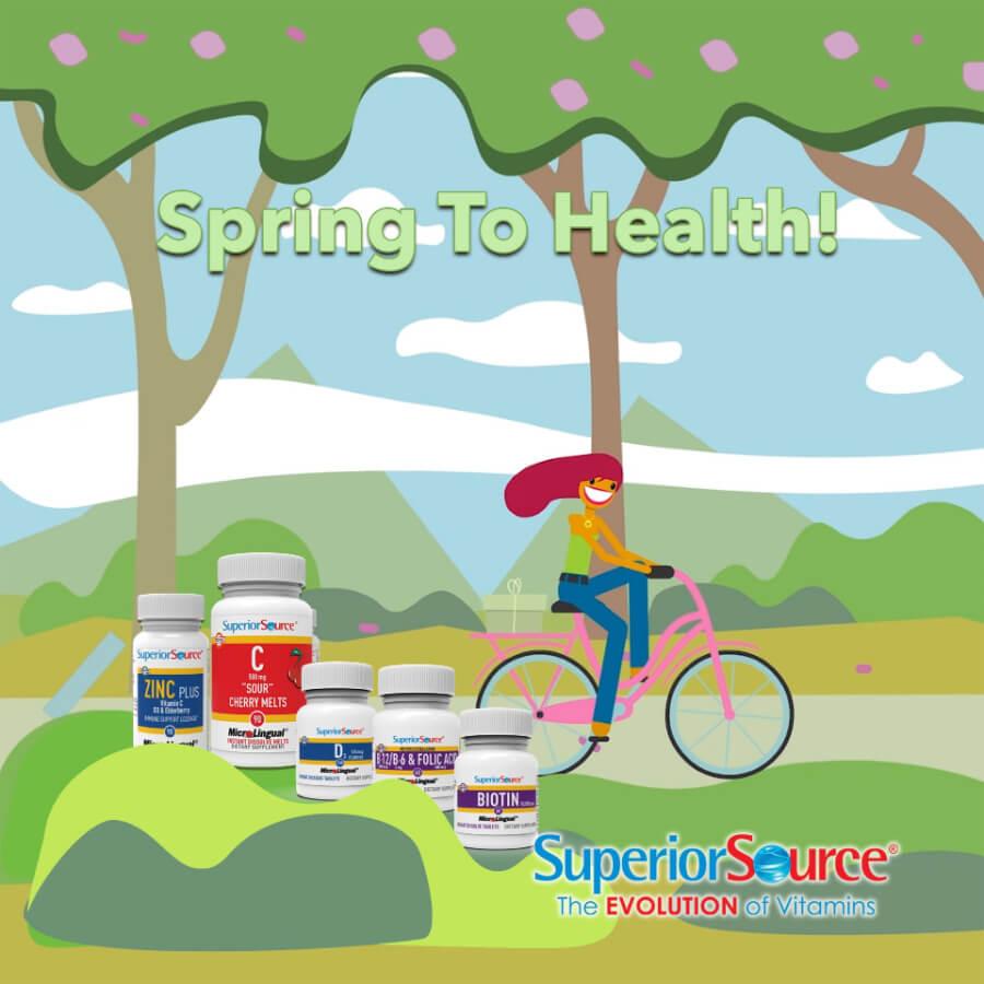 Superior Source Sublingual Vitamins